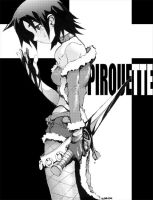 Pirouette by tagailog