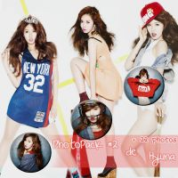 Photopack #2 de Hyuna by JoseCr97
