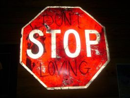 Don't Stop Loving by DontStopLovingx
