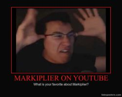 Markiplier on YouTube by MalGirl101