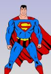 Superman by cattle6