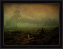 The Gathering Storm by MoodyBlue