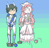 Oppression-free Croquet by edranginis