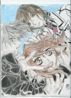SB Contest: Vampire Knight by Kyoku27