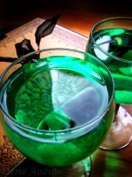 Absinthe by Dame-andine