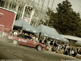 Drifting E30 IV by MWPHOTO