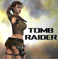 Lara Croft by hotrod5