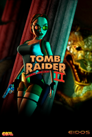 Tomb Raider II - Dagger of Xian Poster by FearEffectInferno