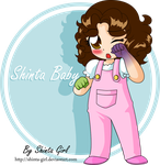 Drawn Together- Shinta Baby by Shinta-Girl