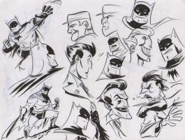 Batman Warmups 1 by dfridolfs