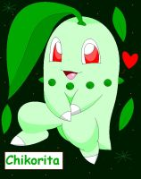 Chikorita's Leaf by Bowser2Queen
