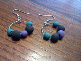 Balls of Fun Earrings by GuitarGirl330
