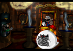 Remake 10 - Luigi's Mansion: The Painting by paratroopaCx
