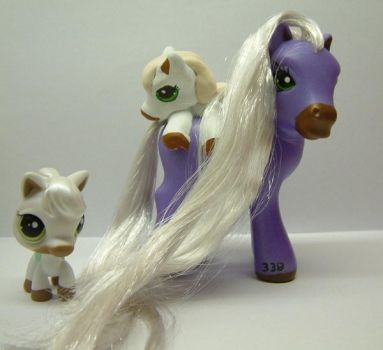 littlest petshop pony by love-my-twins