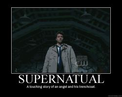 Supernatural by Dumpster-Diver