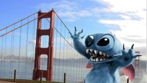 stitch in San Francisco by nekokevin