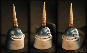 Narwhal by AdamSchuman
