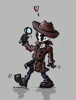 Rorschach by Ayej