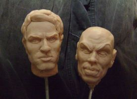 Practice heads by b1938dc