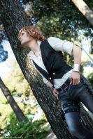 Squall Leonhart - Istant Cosplay by ghingi