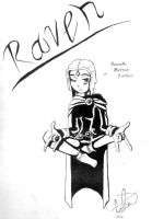 TT-Raven Ink by BloodCri