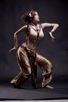 Tribal belly dance1 by Kato-Fantasy