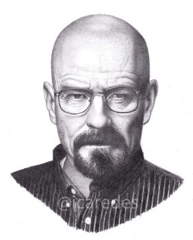 Bryan Cranston by caredes