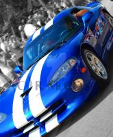 Dodge Viper by summerjasmine