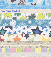 Free Paper Stock by a-fools-paradise
