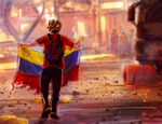 Venezuela by rossfairly