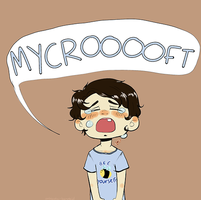 Mycrooooft by AntisepticBandaid