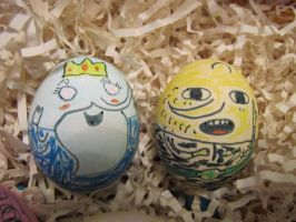 ADVENTURE TIME EASTER EGGS by TheEarlofLemongrab