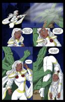 Storm vs Sauron Page 3 by BobKO