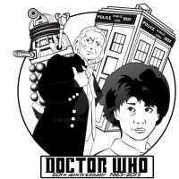 First doctor sticker copy by bluepen731