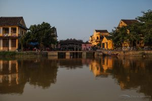 Reflections of Hoi An by DrewHopper