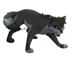 Commission: Chinook by Mana-ghostwolf