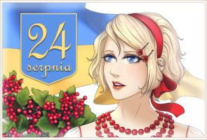 APH Ukraine: Special Holiday by AtreJane