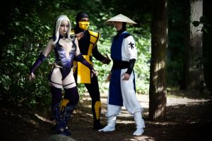 Mortal Kombat by firebirdxxx
