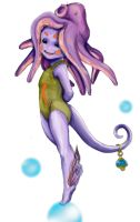 Water sprite #8 by polychromatic-TEN