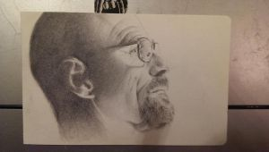 walter white in progress by elliottbalfe