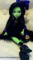 OAK MH Doll Wicca by ButterflyInDisguise