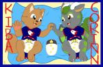 Changing Buddies badges by Colby-Hedgey by onikiba87