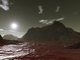 Hell Planet by steelgohst