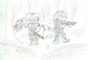 Marine Force Recon by RyanEchidnaSEAL