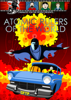CFTP Presents: Atomic Rulers of the World by Weirdonian