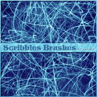 Scribbles Brushes by KeReN-R