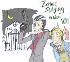 Zombie Slaying 101 WIP by DummyPlug7