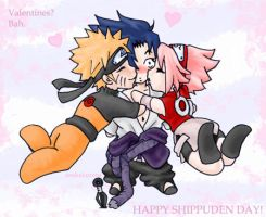 naruto-T7- Happy Shippuden Day by askerian