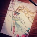 Sailor Moon by Jeanne-chan