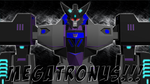 MEGATRONUS COMMISSION by kaxblastard